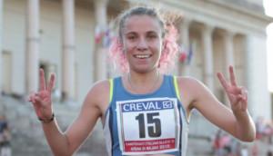Atletica: il Tribunale Antidoping raddoppia la squalifica per la saluzzese Valentina Gemetto