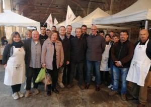 Gli amministratori di Gualdo Tadino in visita a Bra