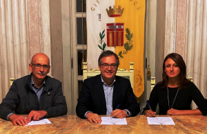 Firmata l'adesione del Comune di Busca all'associazione fondiaria 'Terre di mezzo'