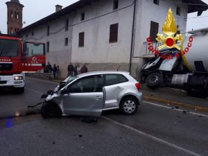 Due incidenti a Termine di Villafalletto: morta un'insegnante di Costigliole Saluzzo