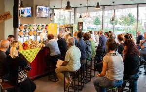 Coldiretti Cuneo: cultura contadina e ricette a base di castagne all'Open Baladin con Campagna Amica