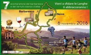7^ ECOMARATONA DEL BARBARESCO E DEL TARTUFO BIANCO D'ALBA