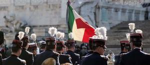 Narzole: le celebrazioni per il 4 novembre e l'omaggio alle vittime dell'alluvione del '94