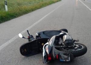 Mondovì, brutta caduta dal motorino per un ragazzino di 15 anni