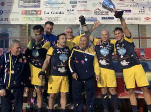 Pallapugno: la Osella Surrauto Monticellese vince il titolo di Serie B