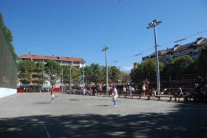 Piazza Martiri, stop dalla Subalcuneo: 'Lo sferisterio resti dov'è'