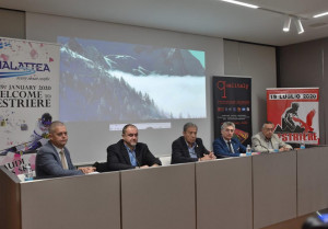 Alba incontra le montagne olimpiche e getta le basi di una nuova collaborazione con Sestriere