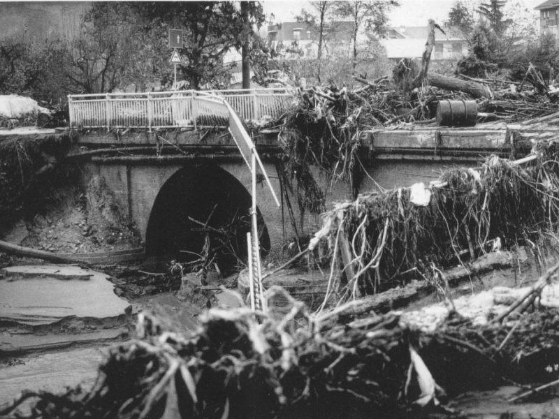 Venticinque anni fa l alluvione che colp la provincia di for Arredamenti cuneo e provincia