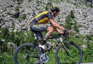 Vinse il Giro della Provincia Granda nel 2017, squalificato quattro anni per doping