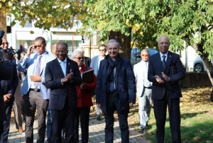 Il Primo Ministro di Capo Verde a Bra: pranzo alla Mensa comunale e incontro sulla formazione