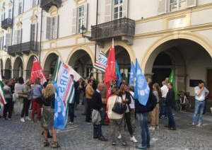 Esternalizzazione delle attività UBI a Cuneo, i sindacati hanno incontrato i vertici della CRC