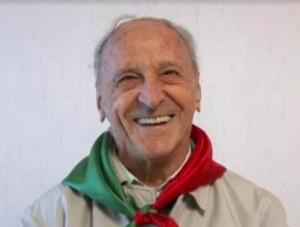 Oggi l'ultimo saluto al partigiano Aldo Rinaudo, fu caposquadra della 181^ Brigata Garibaldi
