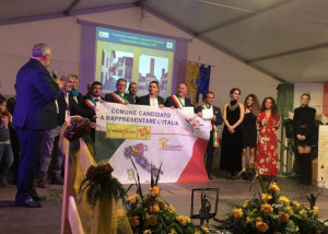 Alba sarà la candidata italiana al concorso mondiale 'Communities in Bloom'