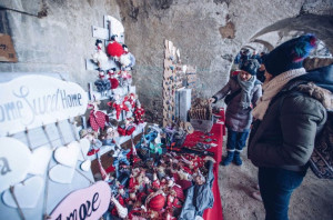Al Forte di Vinadio shopping natalizio e tanti eventi con il Mercatino di Natale