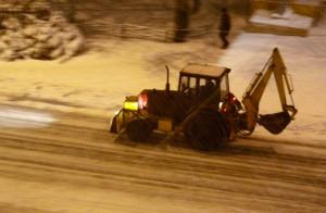 Cuneo, se nevica attenzione a dove parcheggiate la macchina