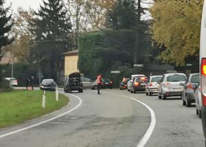Incidente tra Alba e Barolo, rallentamenti sulla SP3