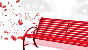 Robilante inaugura una panchina rossa contro la violenza sulle donne