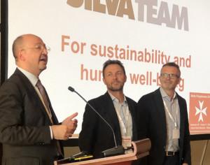 Al gruppo Silvateam di San Michele Mondovì un premio per l'impegno nello sviluppo di prodotti sostenibili