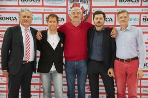 Patrizio Bianco e Marco Pedde sono i nuovi vicepresidenti della Cuneo Granda Volley