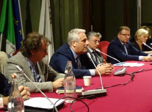 Si concludono a Saluzzo gli incontri della Provincia con i sindaci per la ripartizione dei fondi statali