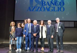 Il Banco Azzoaglio di Ceva ha festeggiato i 140 anni con un evento allo Spazio Nuvola Lavazza di Torino