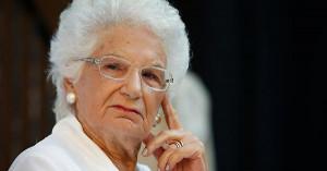 Liliana Segre ricompatta il centrosinistra cuneese