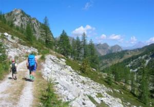 Al Piemonte il premio 'Go Slow' per la rete di itinerari escursionistici
