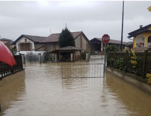 Ancora maltempo in provincia di Cuneo: sono 25 le strade provinciali chiuse