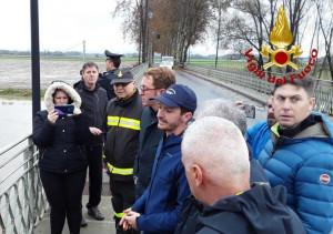 Dopo l'alluvione Cardè fa la conta dei danni, stimati oltre il milione di euro