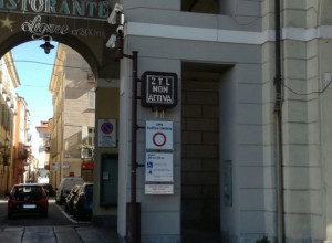 Cuneo, in scadenza le autorizzazioni per l'accesso alla ZTL