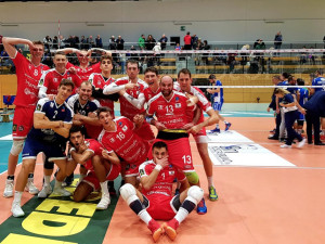 Pallavolo A3/M: Cuneo passa a Bolzano ed è seconda in classifica