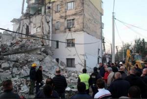 'Una scossa terrificante, sembrava cedessero i muri': la testimonianza di un braidese in Albania