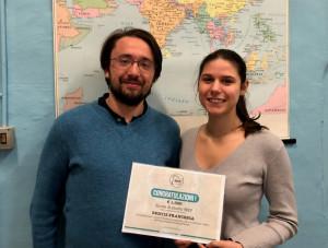 Una studentessa del 'Bodoni' di Saluzzo vince una borsa di studio per trascorrere sei mesi in Australia