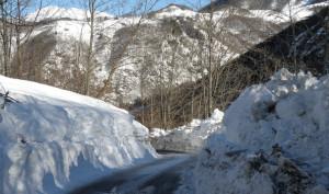 Vernante, sabato 30 novembre riapre la provinciale per Palanfrè
