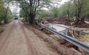 Maltempo, 14 strade provinciali sono ancora chiuse o parzialmente chiuse