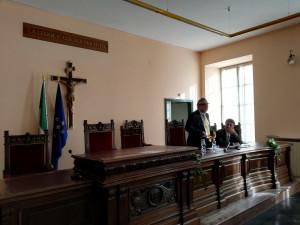 Il binomio eterno tra letteratura e giustizia secondo Giancarlo De Cataldo
