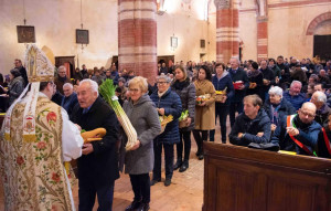 Doni della terra a Staffarda, Coldiretti: 'Il ringraziamento dell'agricoltura impegnata a costruire futuro'