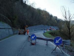Viabilità, divieto ai mezzi di peso superiore alle 20 tonnellate tra Saliceto e il confine con la Liguria