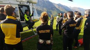 Fiamme Gialle sulle vette: il Soccorso Alpino della Finanza cerca nuovi allievi