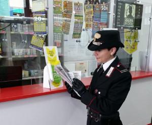 Caraglio, furto alla tabaccheria del distributore di benzina Ip: rubati contanti, sigarette e gratta e vinci