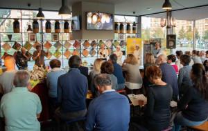 Dall'Alta Langa a Cuneo, con Coldiretti legumi protagonisti all'Open Baladin