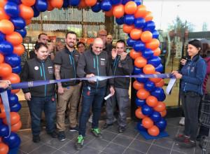 Mondovì, inaugurato in via delle Langhe un nuovo punto vendita Aldi