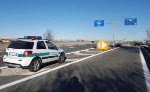Ubriaco, causa un incidente a Bra: auto sequestrata e patente ritirata