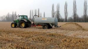 Maltempo, Coldiretti Cuneo: 'La Regione attui urgentemente la deroga per lo spandimento effluenti'