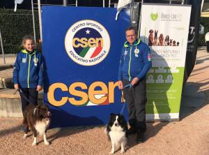 Due cuneesi alle finali nazionali di Agility Dog a Cattolica