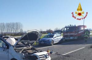 Si aggrava il bilancio dell'incidente sulla A6: deceduto anche l'ottantunenne ricoverato al 'Santa Croce'