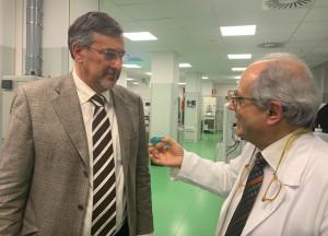 L'assessore regionale alla Sanità spazza i dubbi: 'Il nuovo ospedale rimarrà a Cuneo'