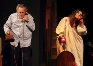 Sul palco del Politeama Boglione di Bra va in scena 'Separazione'