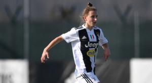 Calcio femminile, prima rete con la Juventus per l'ex Valvermenagna e Cuneo Michela Giordano