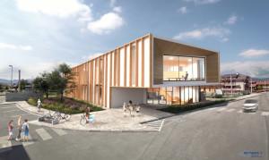 Nuova scuola a San Chiaffredo: il Comune di Busca ha ottenuto un finanziamento per la progettazione